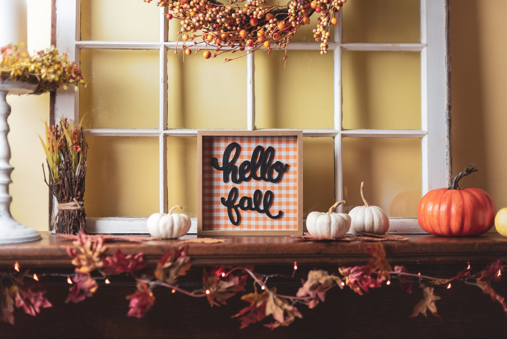 Koval fall decor ideas in Pennsylvania