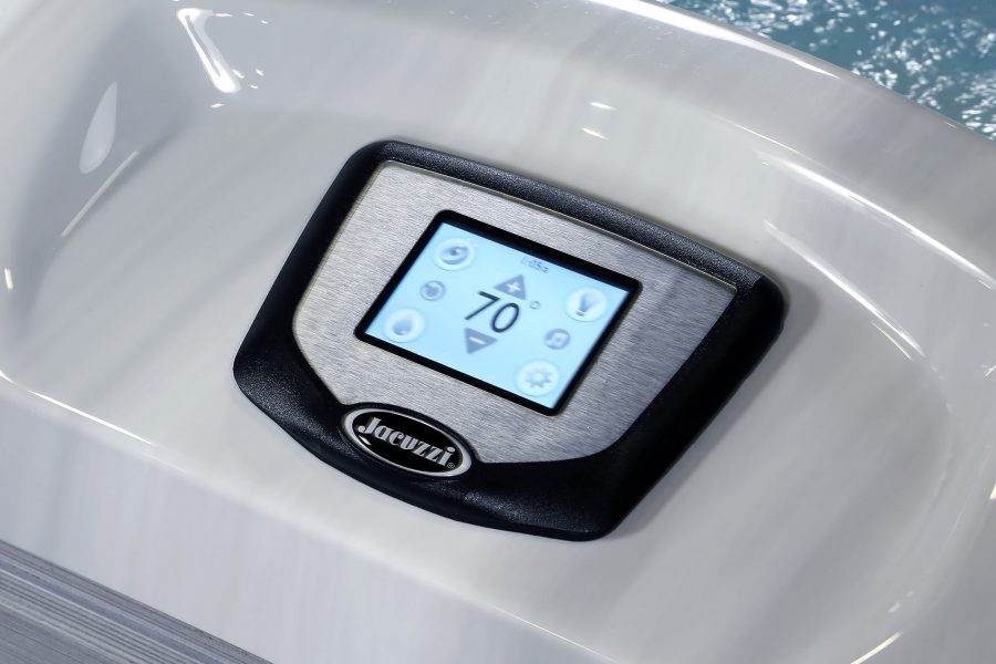 Jacuzzi Hot Tubs J-400 Collection Control Panel in West Virginia and Pennsylvania