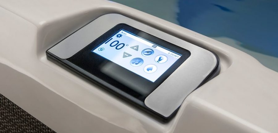 Jacuzzi Hot Tubs Touchscreen Control Panel in West Virginia and Pennsylvania